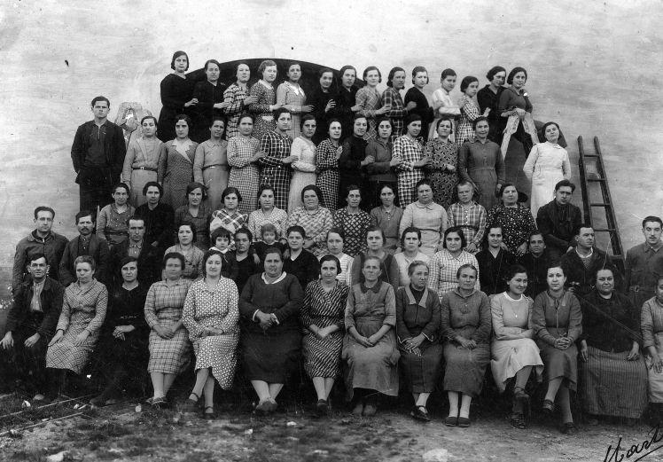 CAT AMS-AIAS 4177 Treballadors de Manufacturas Gassol SA (1929-1933) Autor: Martí.